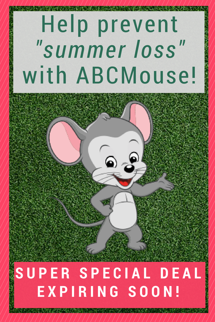 ABC Mouse Super Special - Ending soon! • Embracing the Hour